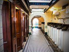 Hampstead Heath Glory Holes to close in respect for George Michael - The Rochdale Herald Victorian Urinals, Bedford Hills, British Pub, Hampstead Heath, Rochdale, Public Bathrooms, Toilet Design, Wet Rooms, Restaurant Design