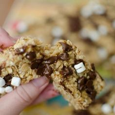 Intant Pot Granola Bars - Cooking With Karli No Bake Treats, Yummy Treats, Delicious Desserts, Yummy Food, Brownie Mix Cookies, Cookie Pie, How To Make Granola, Pampered Chef Recipes, Crock Pot Cooking