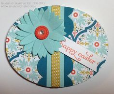 Happy Easter Egg by ccc - Cards and Paper Crafts at Splitcoaststampers