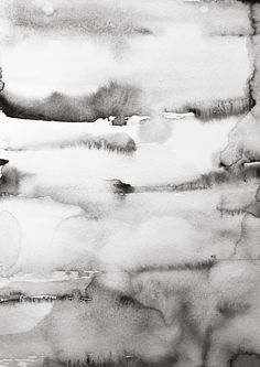 Nynne Rosenvinge – Art no 62, Grey Water Color