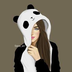 girly_m friends in school Tumblr Drawings, Girly Drawings, Girl Cartoon, Cartoon Art, Sarra Art, Best Friend Drawings, Girly M, Panda Wallpapers, Cute Girl Drawing