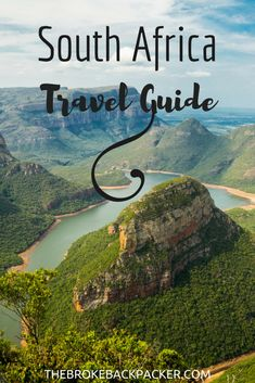 Tips and advice for backpacking South Africa on a budget... top itinerary guides for Cape Town, the Garden Route...