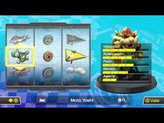 Mario Kart 8 Wii U - Trucos y Consejos #1: Mejor Personaje y Vehículo - YouTube