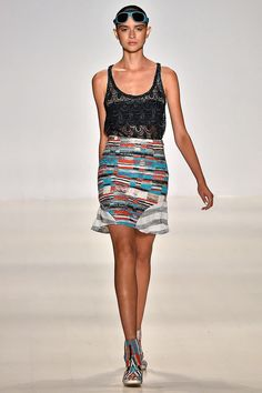 Custo Barcelona Spring/Summer 2015 Ready-To-Wear   British Vogue