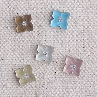 German Frosted Flower Charm Pack - Please LIKE my page on Facebook for other… Create Your Own Story, South Hill Designs, Charm Pack, Special Promotion, Fashion Accessories, German, Stud Earrings, Charmed, Facebook