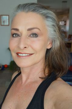 Aging and going gray gracefully. No dye. Dye free. Salt and pepper gray. White hair. Granny hair. Grey hair. Silver hair.