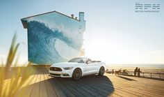 Uli Heckmann - Ford Mustang