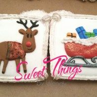 Medium square cookies - sweetthingsbywendy.ca Square Cookies, Edible Favors, Party Favours, Joy To The World, Medium, Sweet, Candy, Medium Long Hairstyles
