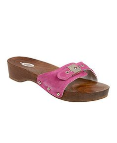 Dr. Scholl's Wooden Sandals