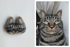 あなたのネコさんをフェルト羊毛で可愛くお作りいたします。愛ネコや、好きな柄のネコの写真を送っていただき、柄や、目の形、表情などの特徴を捉え、その部分を少しデフ... ハンドメイド、手作り、手仕事品の通販・販売・購入ならCreema。