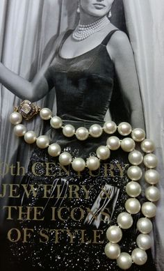 South Sea Necklace (35 round pearls from 10 to 13 mm) Gold 18 K clasp with diamonds gutgalgems.com