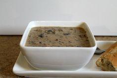 This Gal Cooks: Recipe: Crockpot Creamy Wild Rice Mushroom Soup