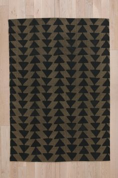 Urban Outfitters - Magical Thinking Triangle Chain Rug