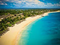 La Cuvette Public Beach, Mauritius - 2015
