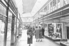 Lewis's Arcade, Hanley
