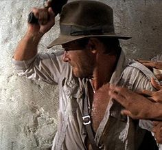 IndyGear.com: Fedora Indiana Jones Fedora, Indiana Jones Costume, Harrison Ford, About Time Movie, Crystal Skull, Raiders, Nostalgia, Indie, Shots