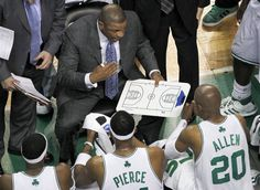 Doc Rivers, the best coach in the NBA.