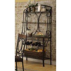 Acme Furniture Hakesa Bakers Racks - 72228