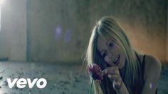 Avril Lavigne - Wish You Were Here. Prawdziwe. Chciałbym żebyś tu był