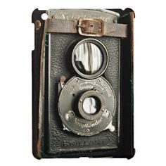 Perfect time to buy! Select items like this one are on discount up to 50%! Use ZAPRILSTEALS at checkout.   #ipadcases #ipadminis #discounts  Vintage Brillant Camera iPad Mini Case