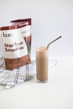 protein iced coffee, kura