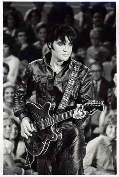 Elvis Presley 1968 Special