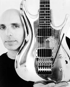 Joe Satriani - One of my influences & one of my favorite Guitar Players .... If you Like Satriani Gilbert Vai .... Download my Album SHREDWORX on iTunes
