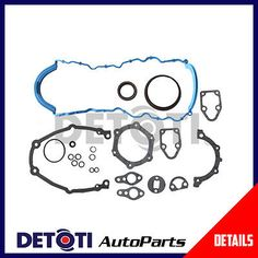 Lower Gasket Conversion Sets by detotiauto