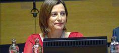Forcadell denuncia a l'Assemblea de la Francofonia la persecució judicial de què és víctima | VilaWeb