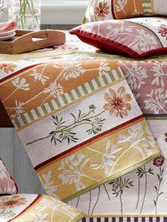 sander tischw sche auf pinterest decken gobelin und tischl ufer. Black Bedroom Furniture Sets. Home Design Ideas