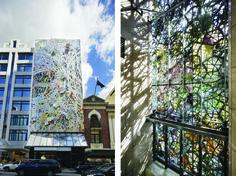 Wintergarden Shopping Center- Designed by Studio 505,