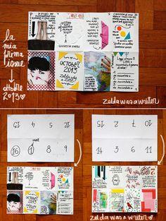 how to - Creare una zine! | Zelda was a writer