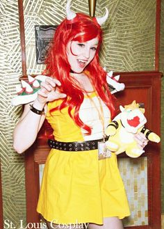 Bowser cosplay by Shelby s. #bowser #cosplay Smsshelby (A.k.a. bubblegumzombie)