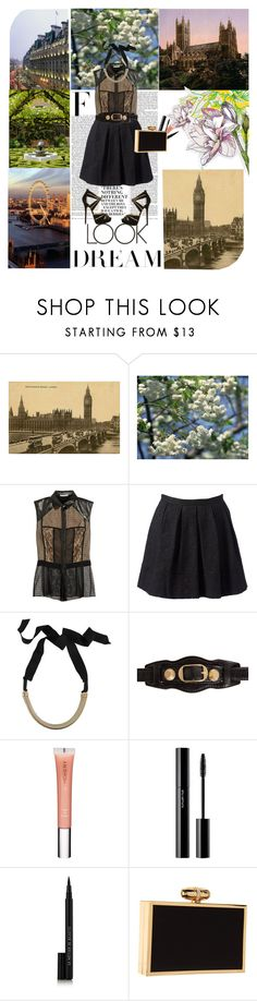"""Untitled #97"" by l-kurdiovska ❤ liked on Polyvore featuring Nicki Minaj, Jason Wu, Forever New, Lanvin, Balenciaga, Jimmy Choo, Witchery, shu uemura, Le Métier de Beauté and Franchi"
