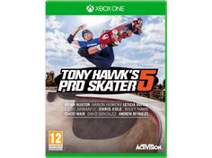Tony Hawk Pro Skater 5 - Standard Edition - Xbox 360 by Activision - of the month deal Latest Video Games, Video Games Xbox, Xbox 360 Games, Playstation Games, Tony Hawk, Bufoni, Killzone Shadow Fall, Videogames, Nyjah Huston