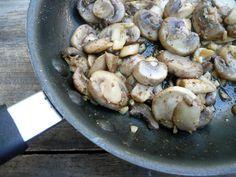 Chardonnay Mushrooms