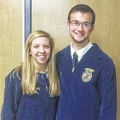 ENGLEWOOD — Miami Valley Career Technology Center (MVCTC) FFA members from the Hoke Road Campus and many of the MVCTC Agriculture satellit...