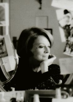 Dame Maggie Smith, the Dowager Duchess!