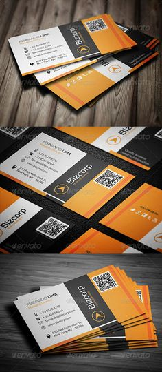 GraphicRiver Corporate Business Card 078