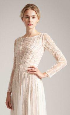 Alice Temperley - long christa dress