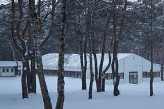 Poland Ashram in Winter
