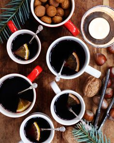 Recipe for gløgg a la vin chaud