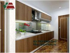 Thiết kế tủ bếp - mẫu thiết kế tủ bếp đẹp hiện đại giá rẻ