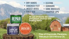 Sierra Sage Organics Products