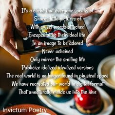 Poems About Society, Sweet Words, The Real World, Physics, Life, Candy Sayings, Cute Words, Physique