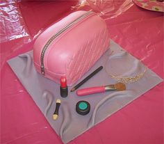 Princess Pamper Party This cake was made for my little princess who is turning 6. We had 'Princess Pamper Parties' - (find them on Facebook as one of my 'likes' - they are great!) come and do all the girls hair, make-up and nails. The girls had a gr Look your Best with Makeup: visit www.differencebetweenfoundationandconcealer.org