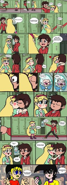 That Emotion Sickness scene Starco Style by WaRrior9100 on DeviantArt