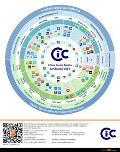 CIC 2014 China Social Media Landscape:Where to Play & How to Play