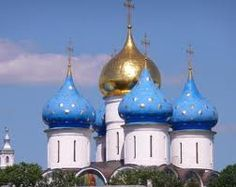 Zagorsk, Russia.  This is where I bought my first Matrioshka doll.