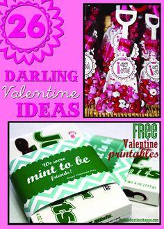 Valentine's Day Round Up {Sharing the Love}